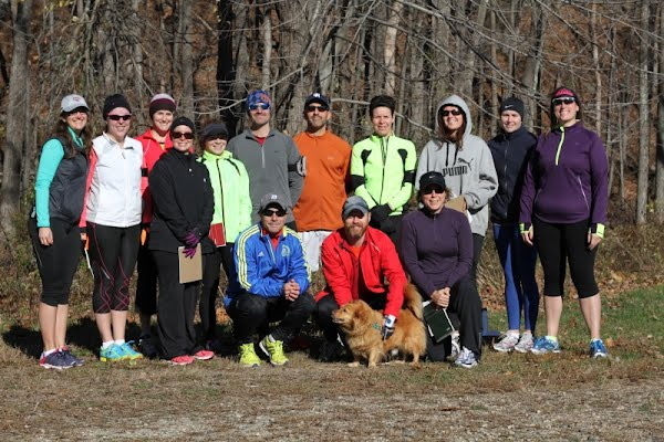 2012-2013 C'Ville Running Group